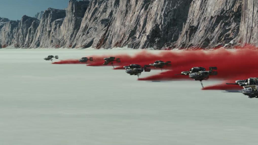 Star Wars Episode 8 Trailer A First Look At The Last Jedi Quartz