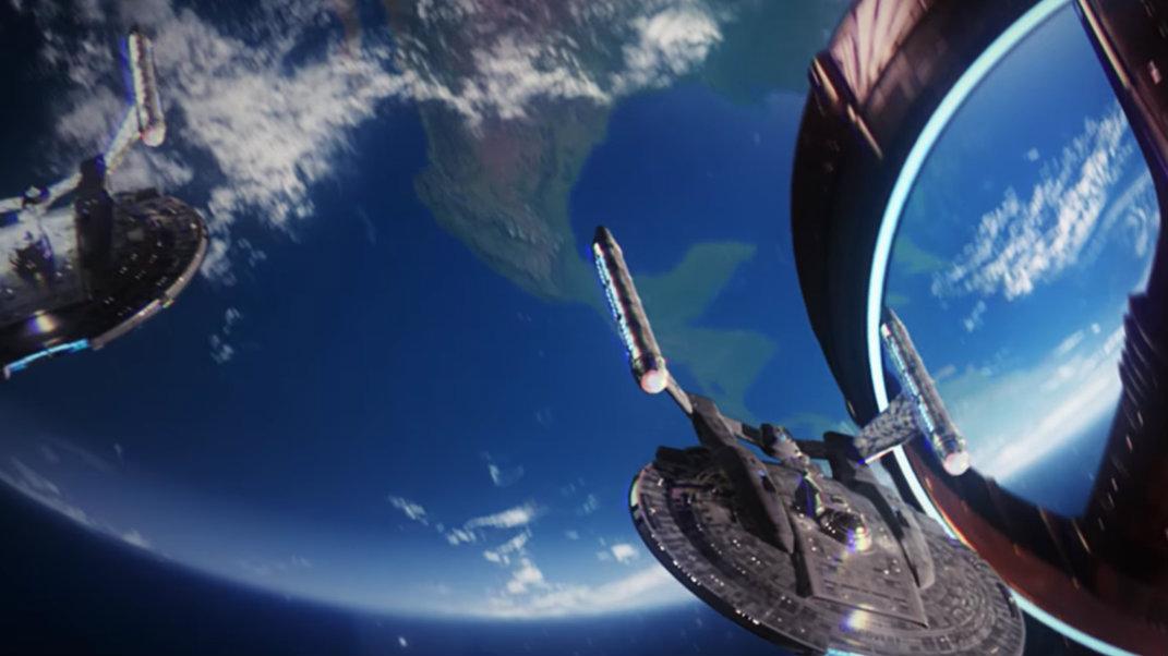 screenshot from star trek horizon