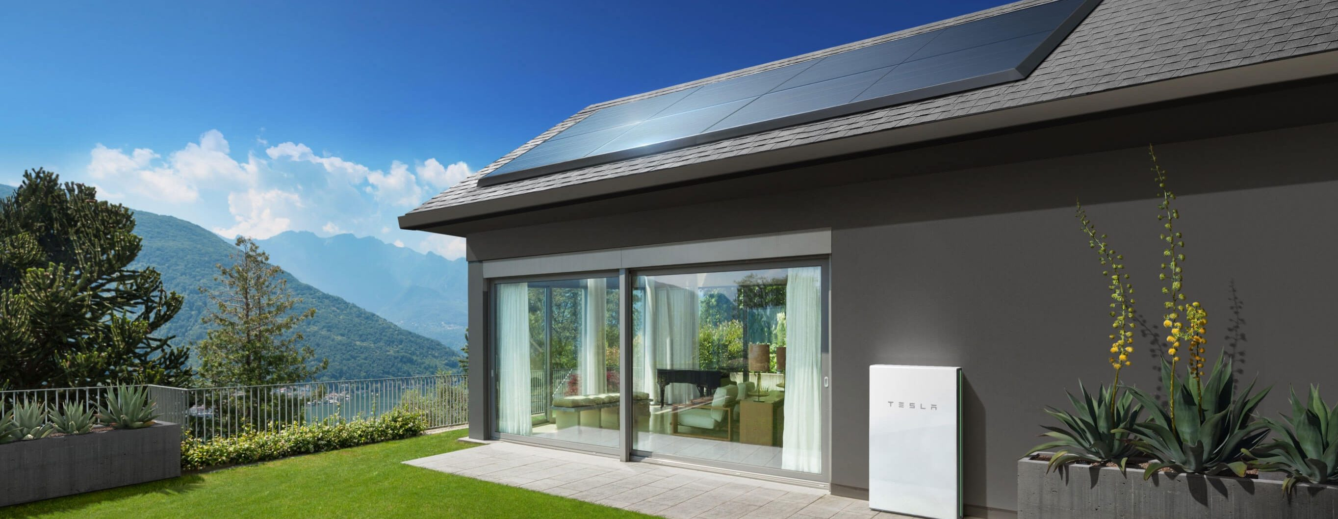 Tesla Announced New Low Profile Rooftop Solar Panels For