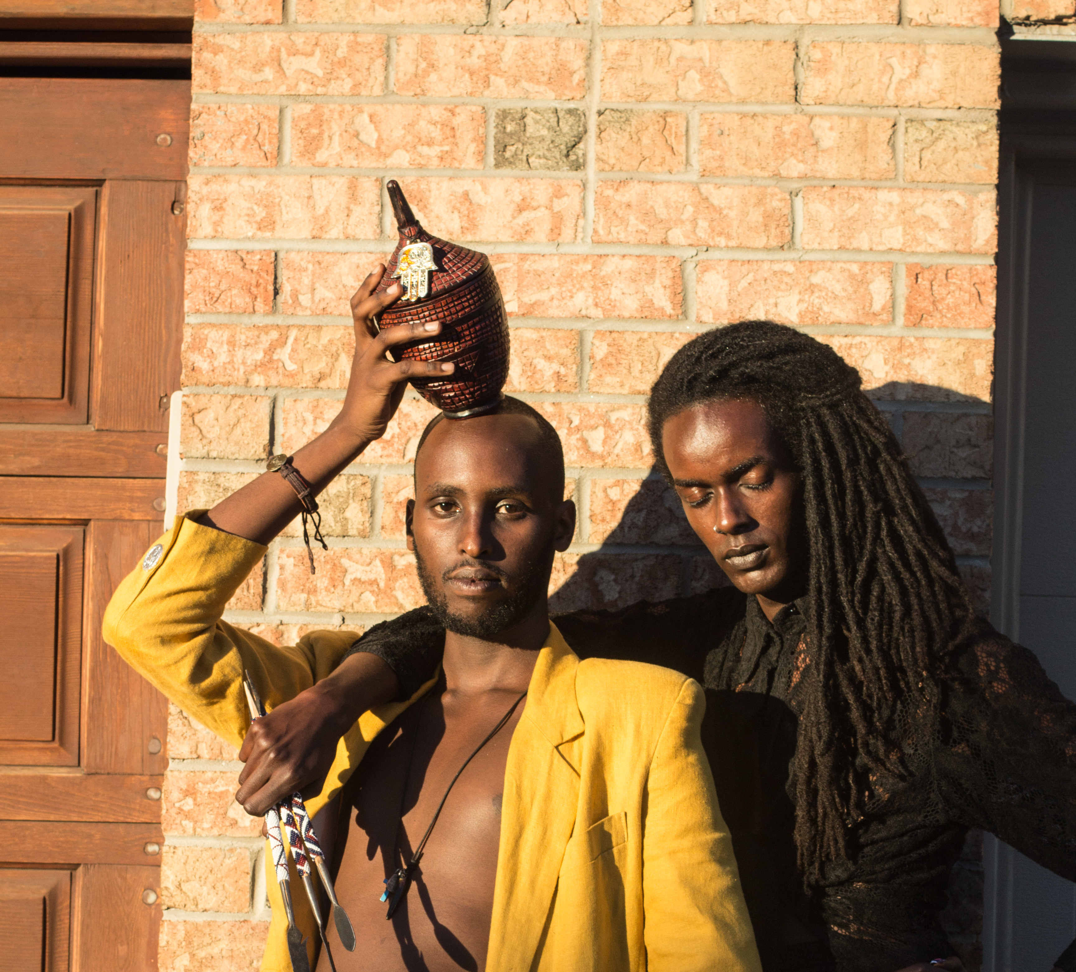Mikael Owunna's photography documentary series Limitless captures the identity of queer Africans