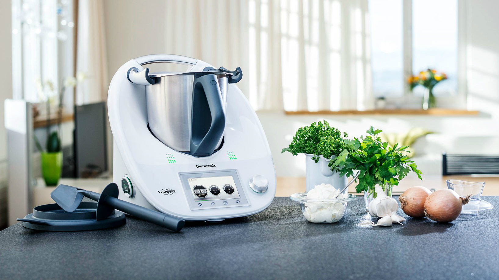 Thermomix Vorwerk S 1 450 Kitchen Appliance Is Coming To The Us