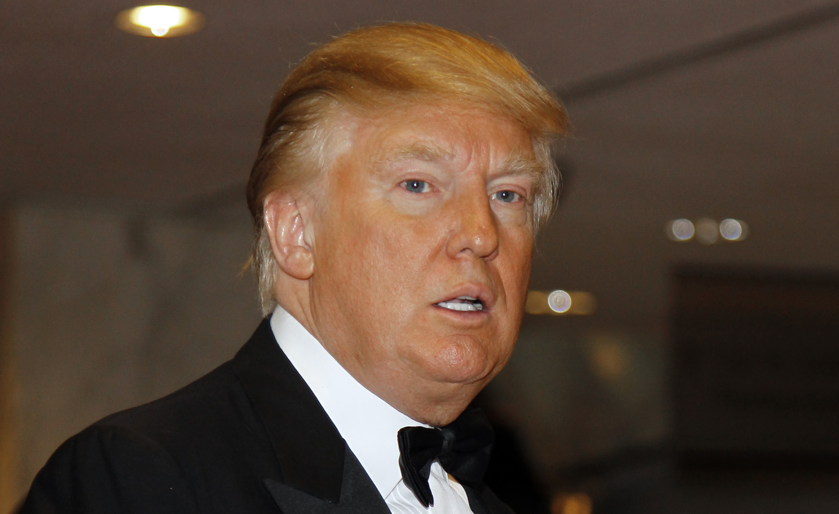 Trump at the 2011 White House Correspondents Dinner, a night to remember.