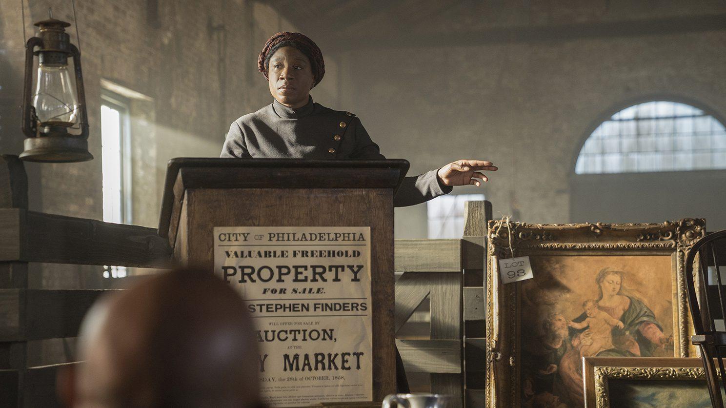 Harriet Tubman, Underground