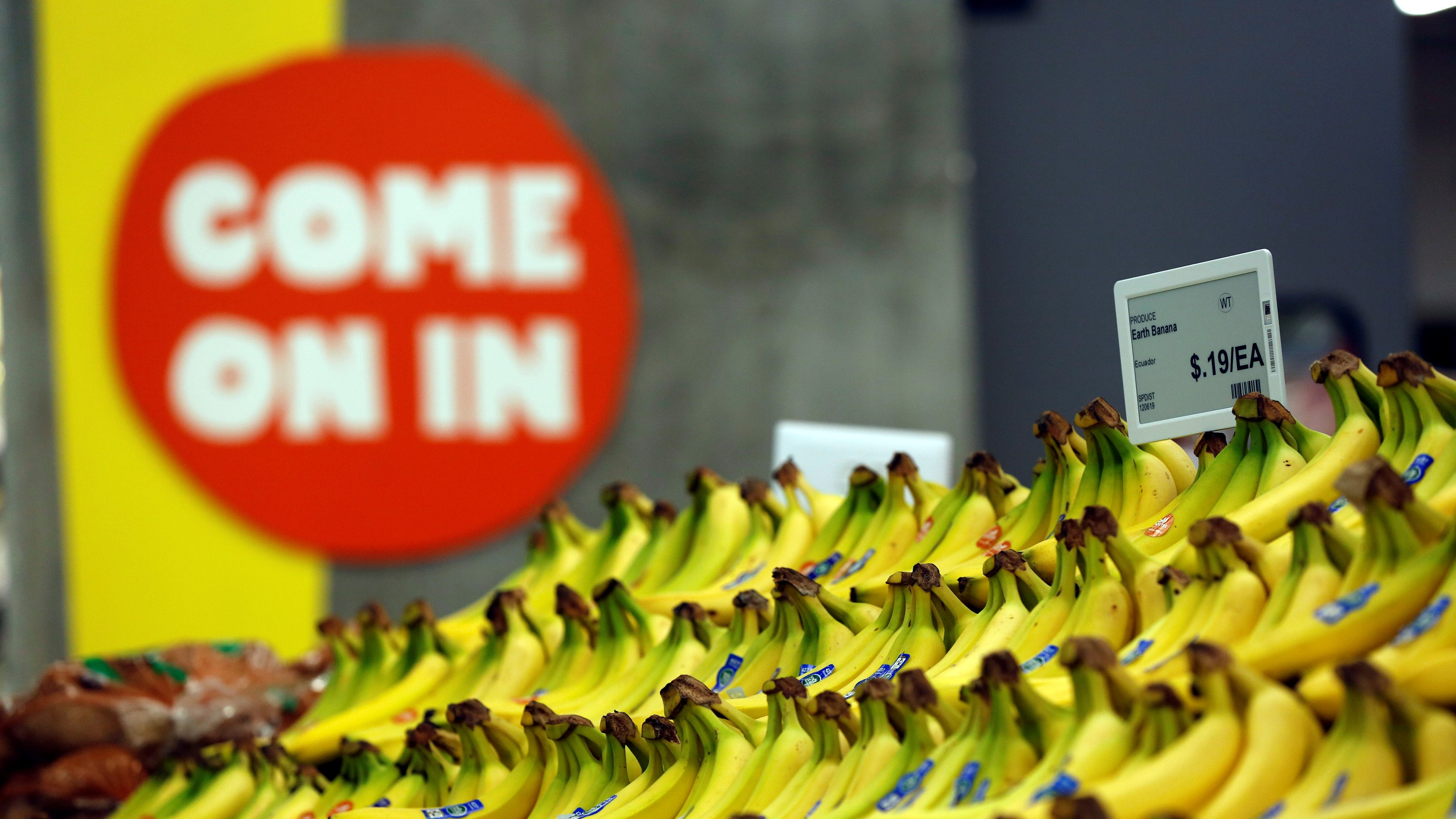 Banana prices might go down in Europe, but there are