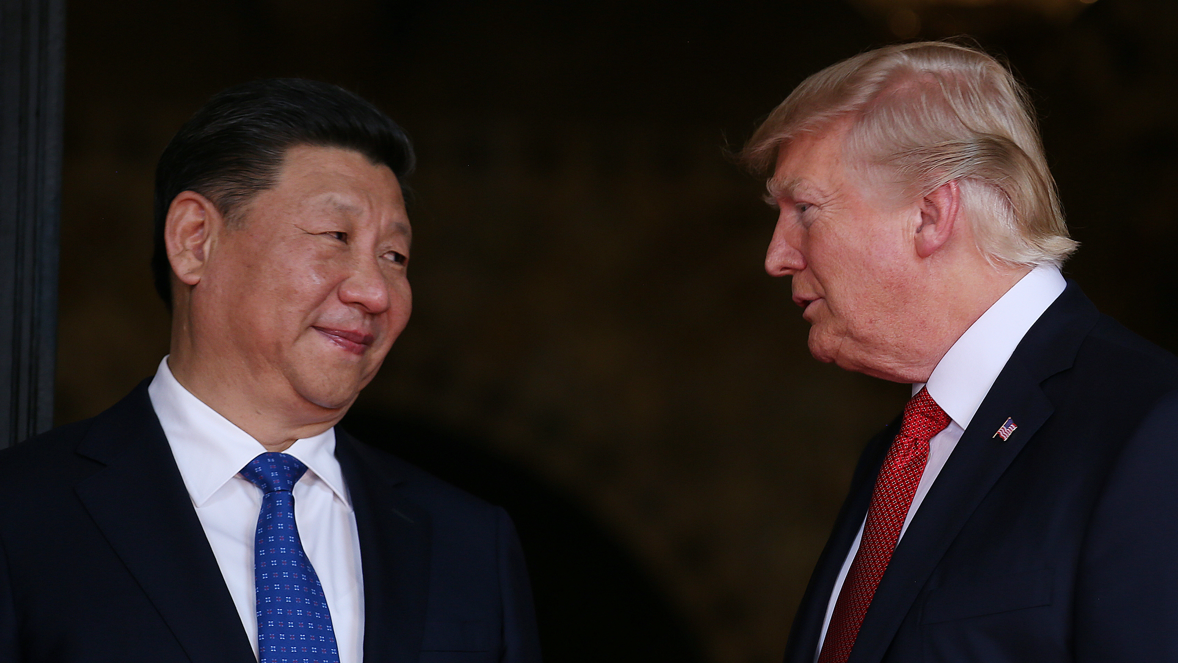 The beef between China and the US is in the spotlight.