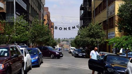 How Maboneng ended up being auctioned in liquidation sale