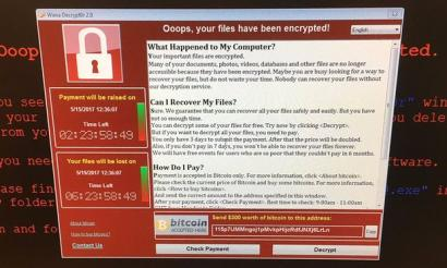 Watch as these bitcoin wallets receive ransomware payments from the