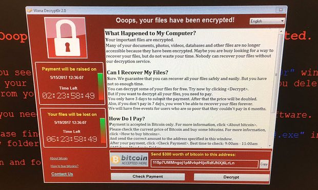 Watch As These Bitcoin Wallets Receive Ransomware Payments From The Ongoing Cyberattack Quartz