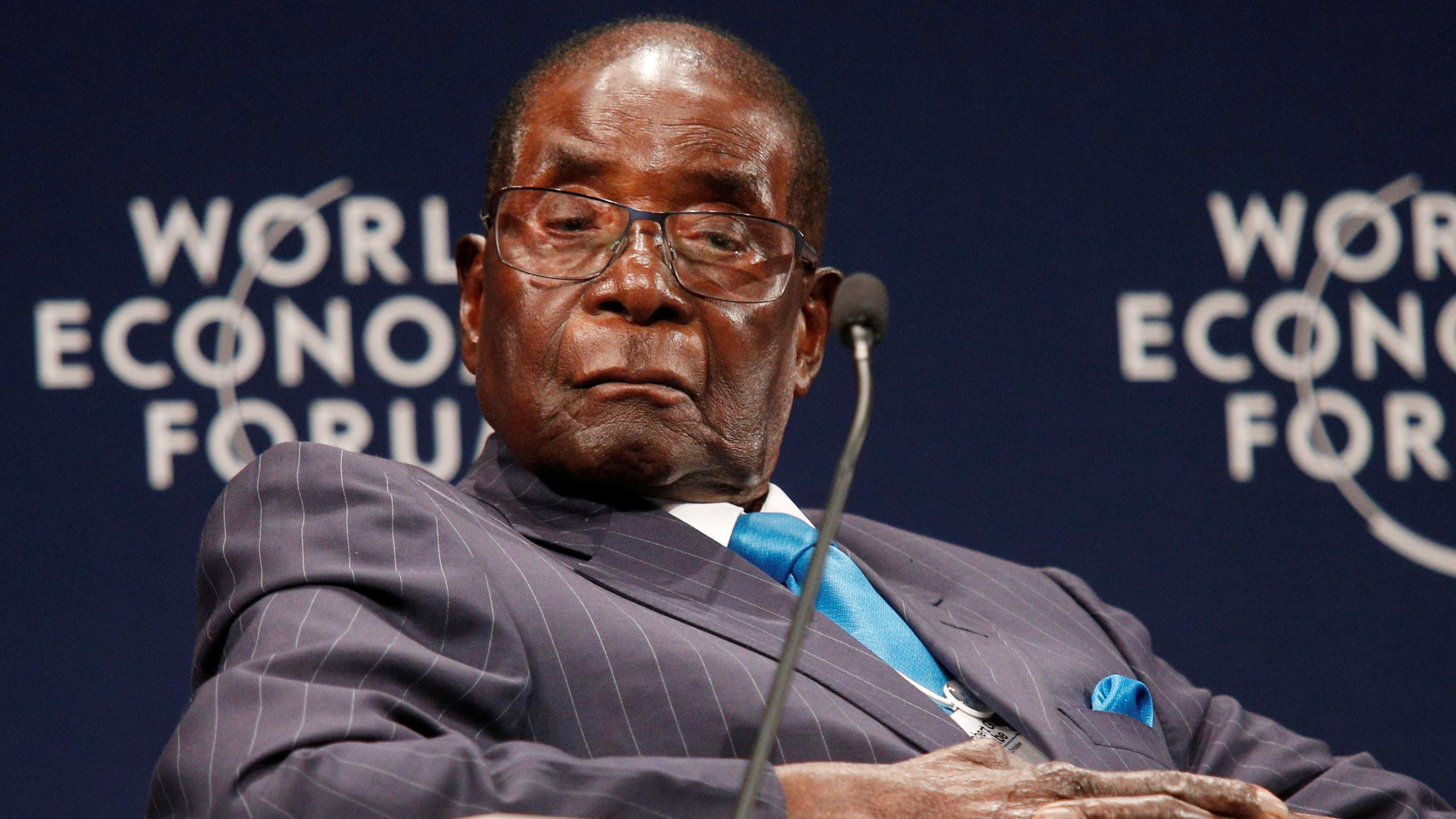 World Economic Forum Africa: Robert Mugabe says Zimbabwe is not a fragile state