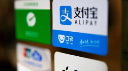 China's Alipay will soon be about as widely accepted as