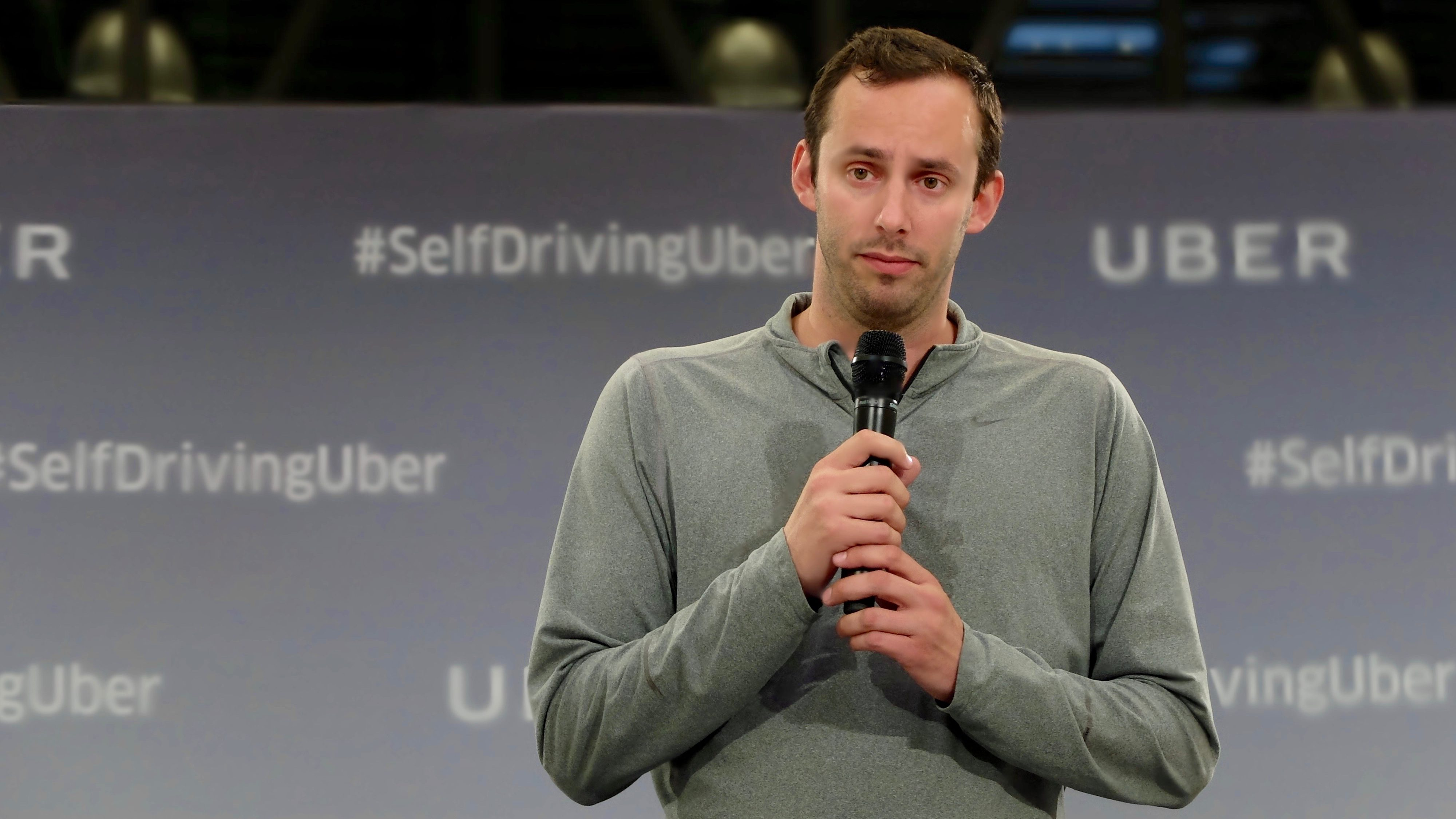 Uber engineer and former Waymo employee Anthony Levandowski