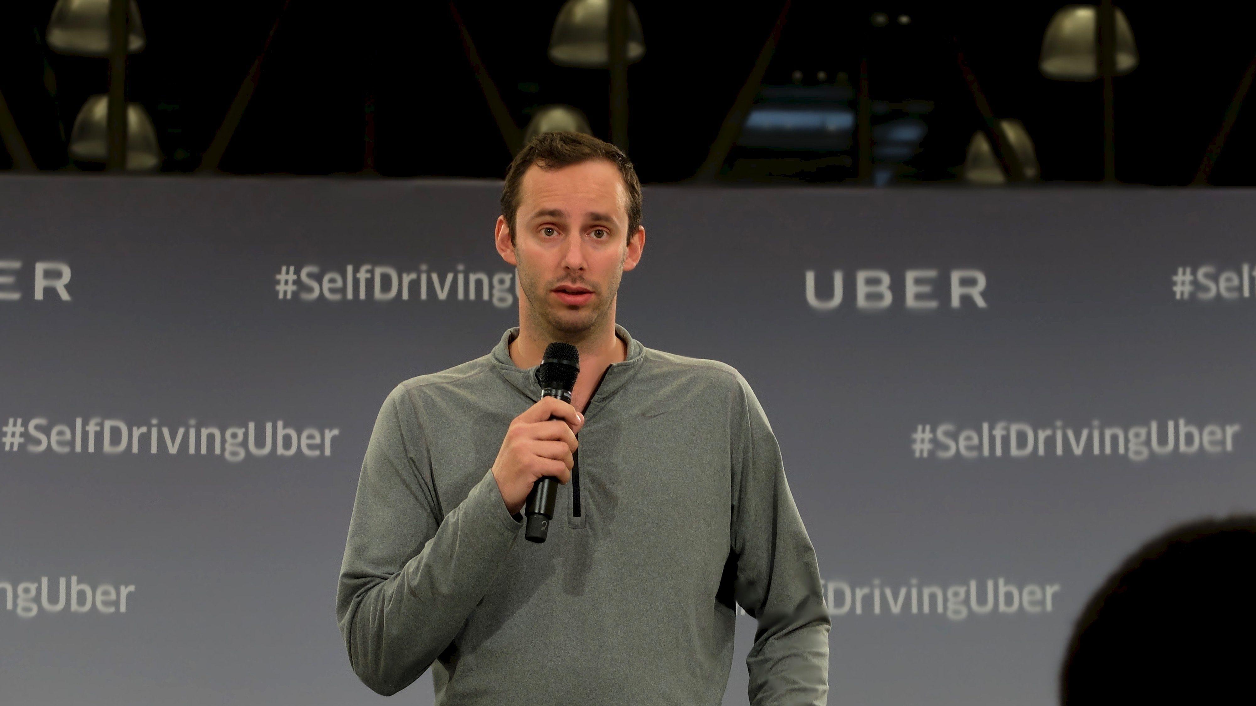 Uber engineer and former Waymo employee Anthony Levandowski