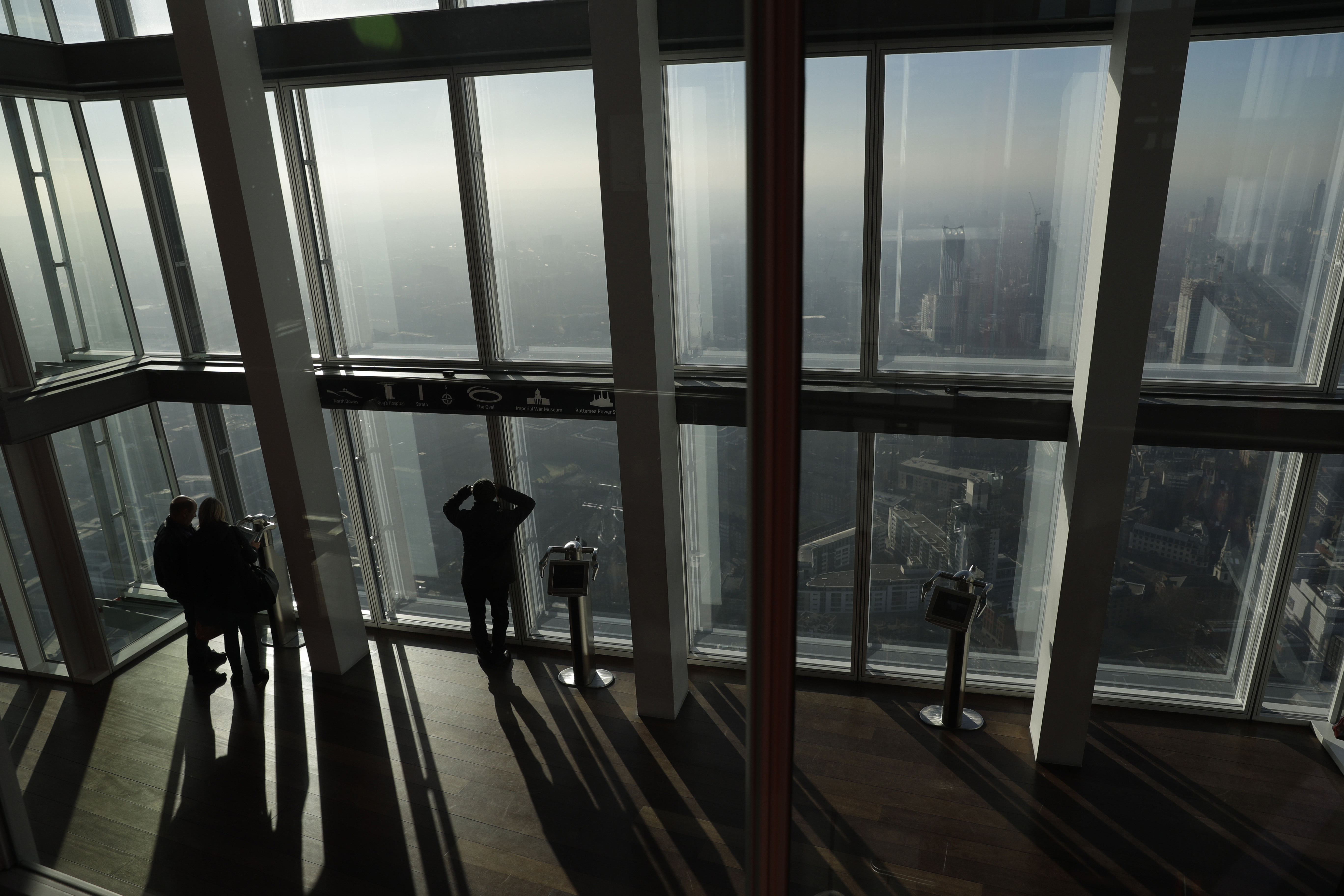 The vibrations of office buildings are causing depression