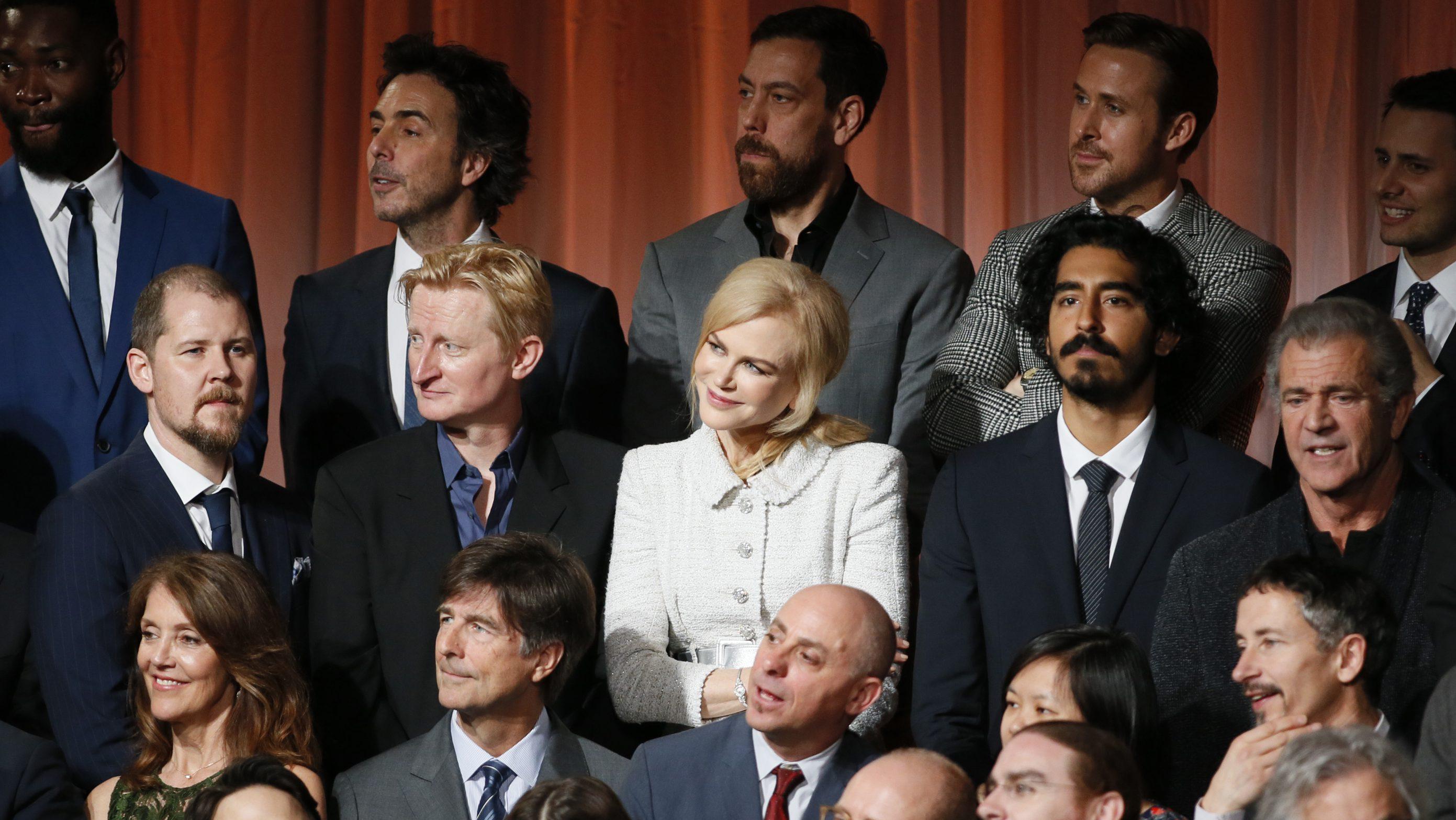 Nicole Kidman, Dev Patel, Mel Gibson