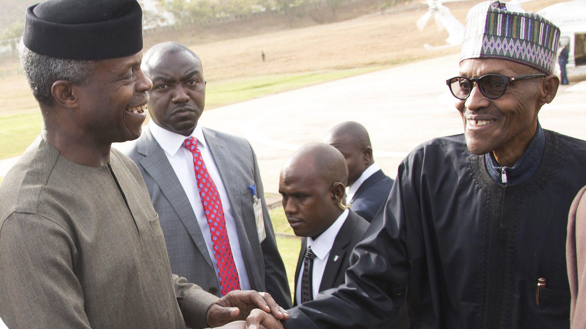 Nigeria President Returns