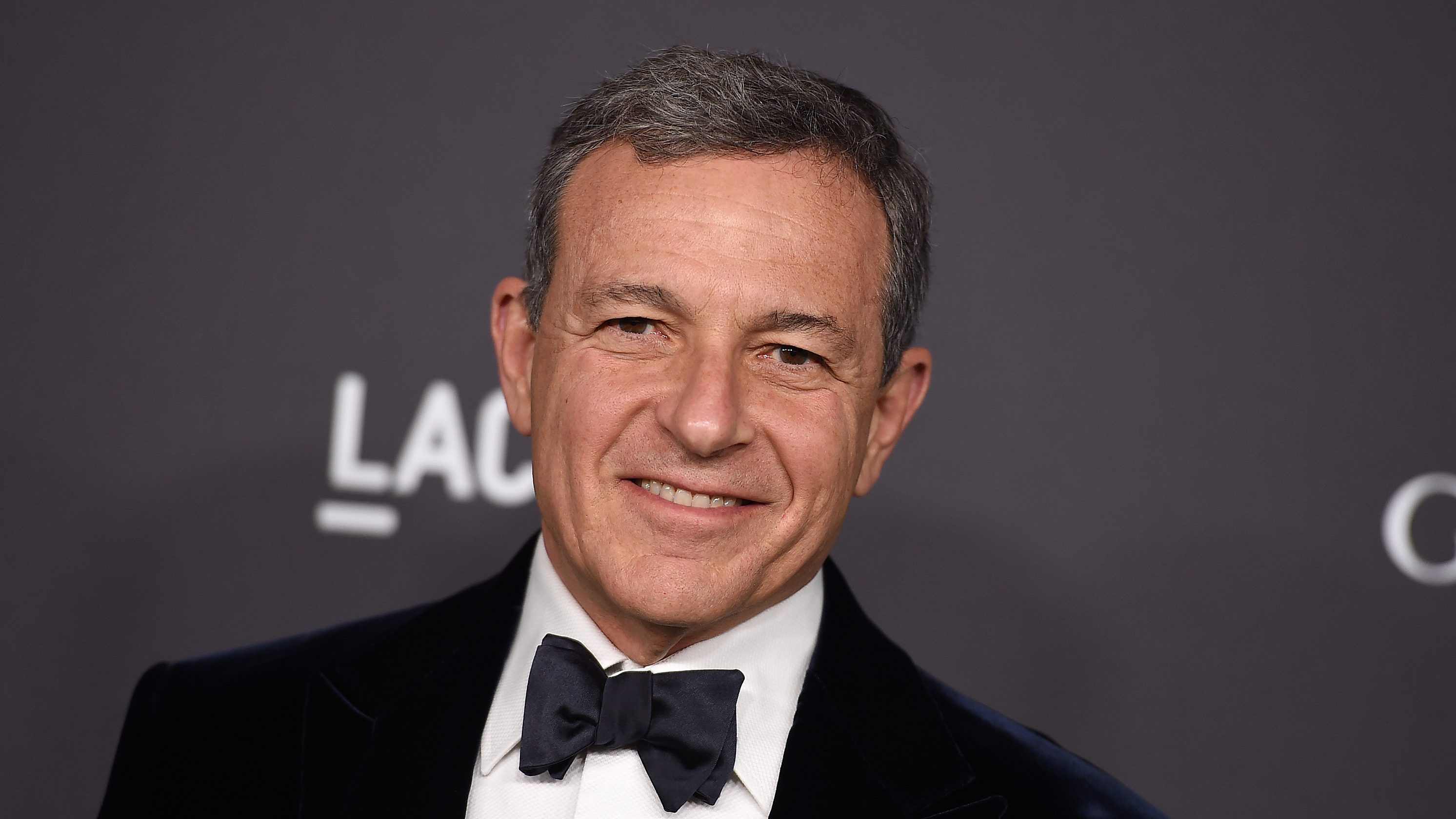 Bob Iger arrives at the 2016 LACMA Art + Film Gala on Saturday, Oct. 29, 2016 in Los Angeles. (Photo by Jordan Strauss/Invision/AP)
