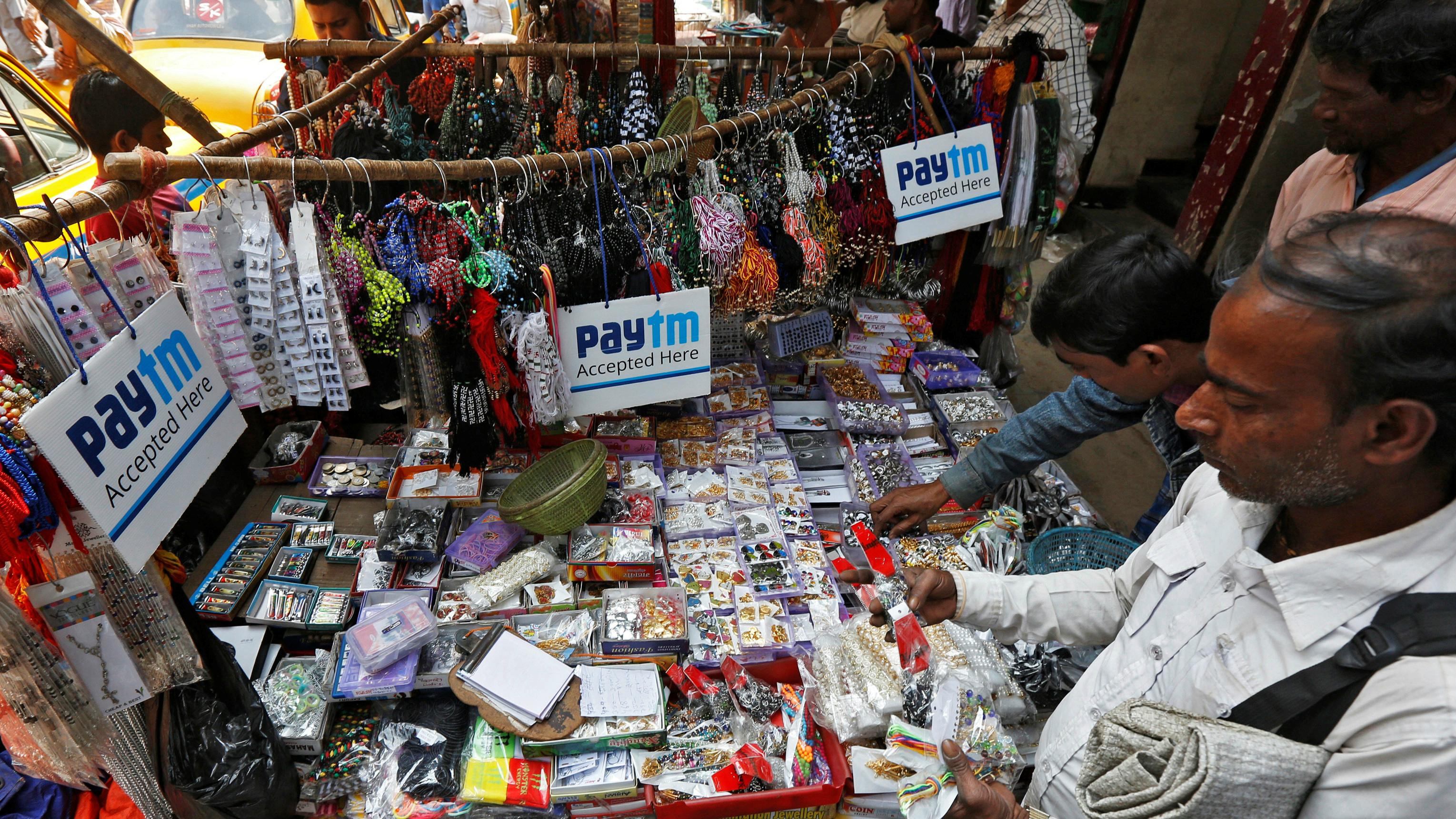 digital payments paytm