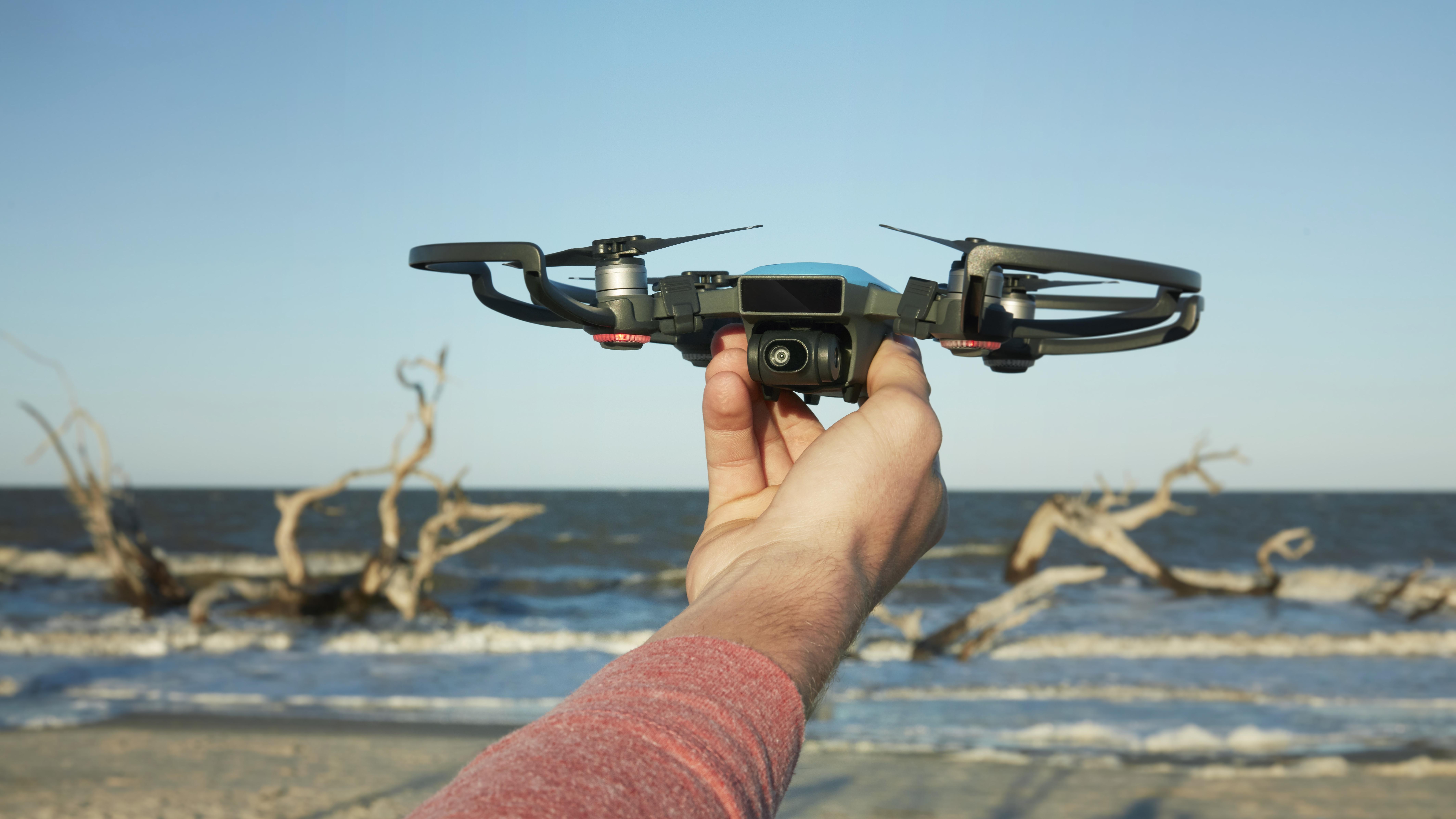 DJI Spark new drone
