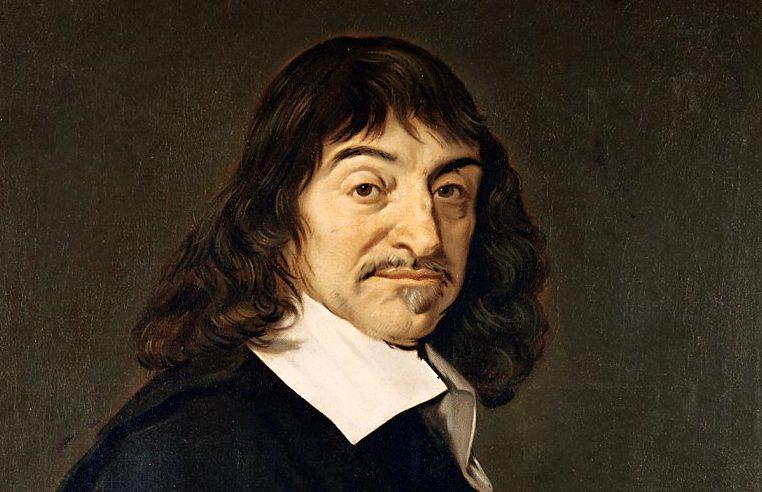Portrait of René Descartes (1596-1650)