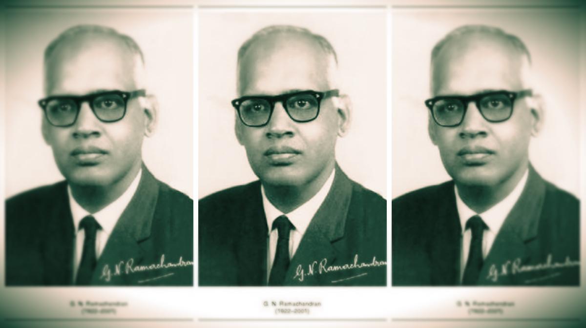 Gopalasamudram Narayana Ramachandran.