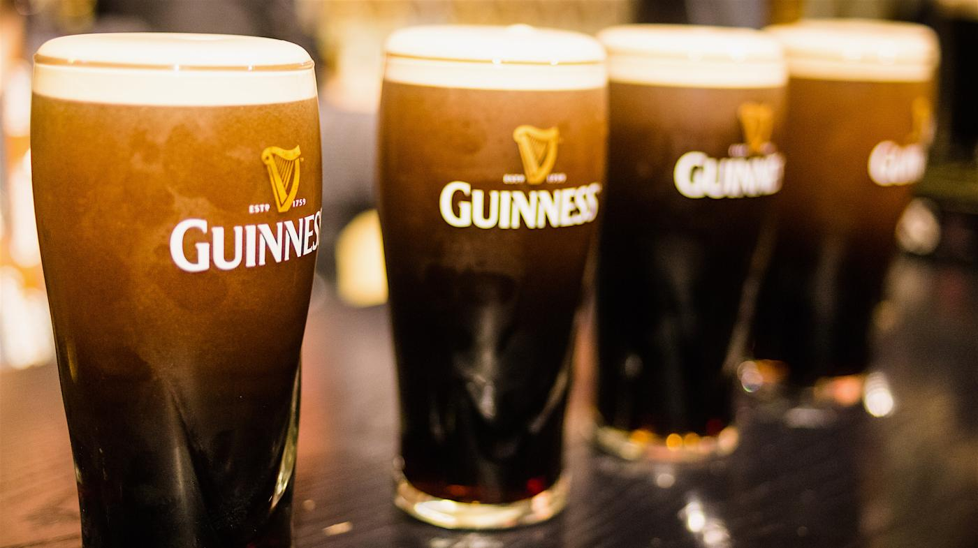 guinness is eliminating fish guts from production to make vegan