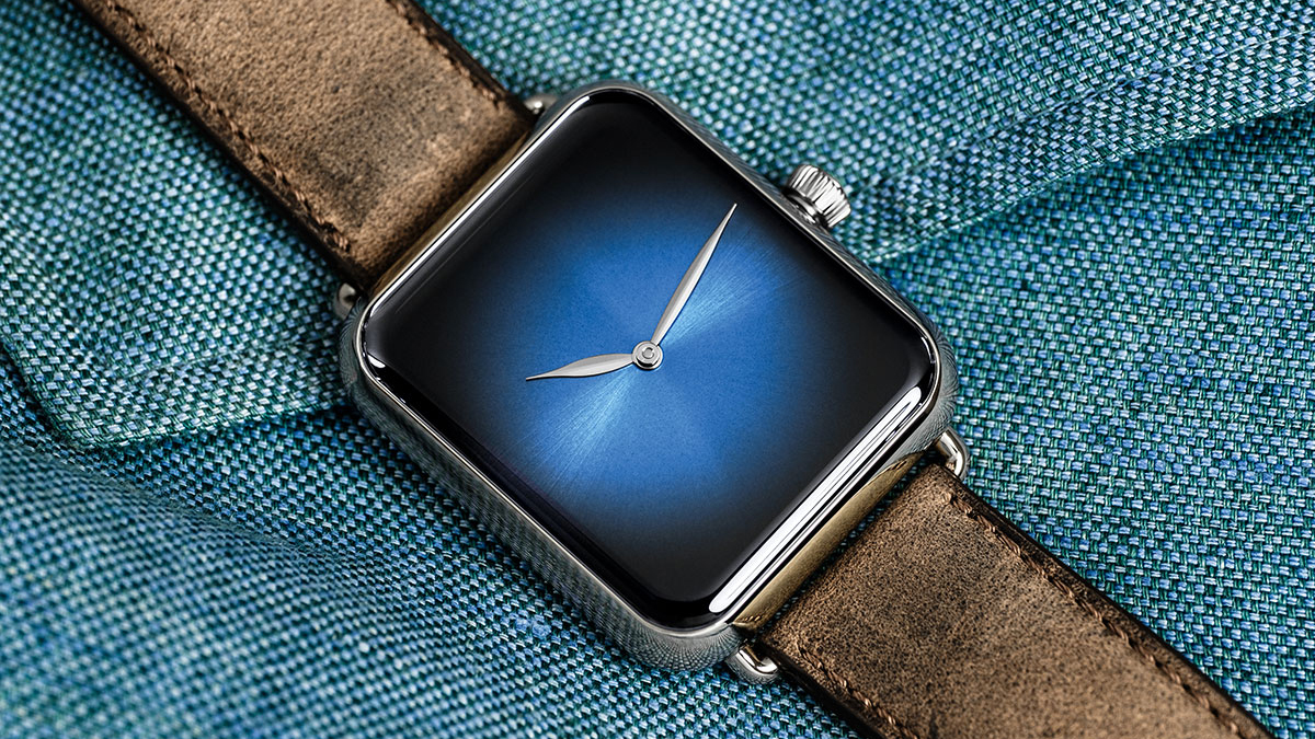 Apple Watch copy by H Moser