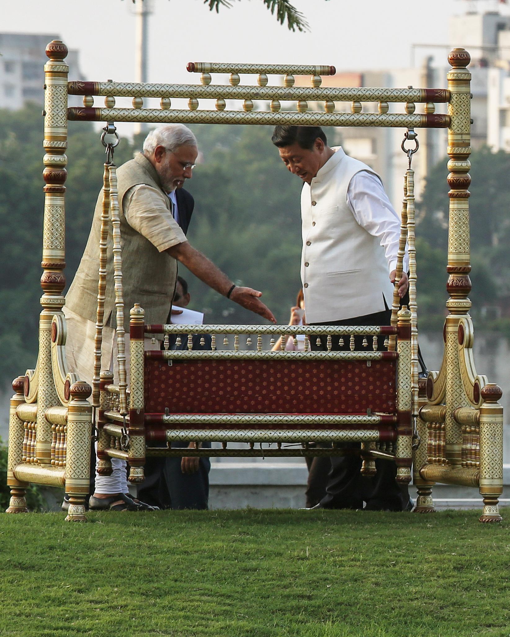 Narendra Modi-Xi-India-China