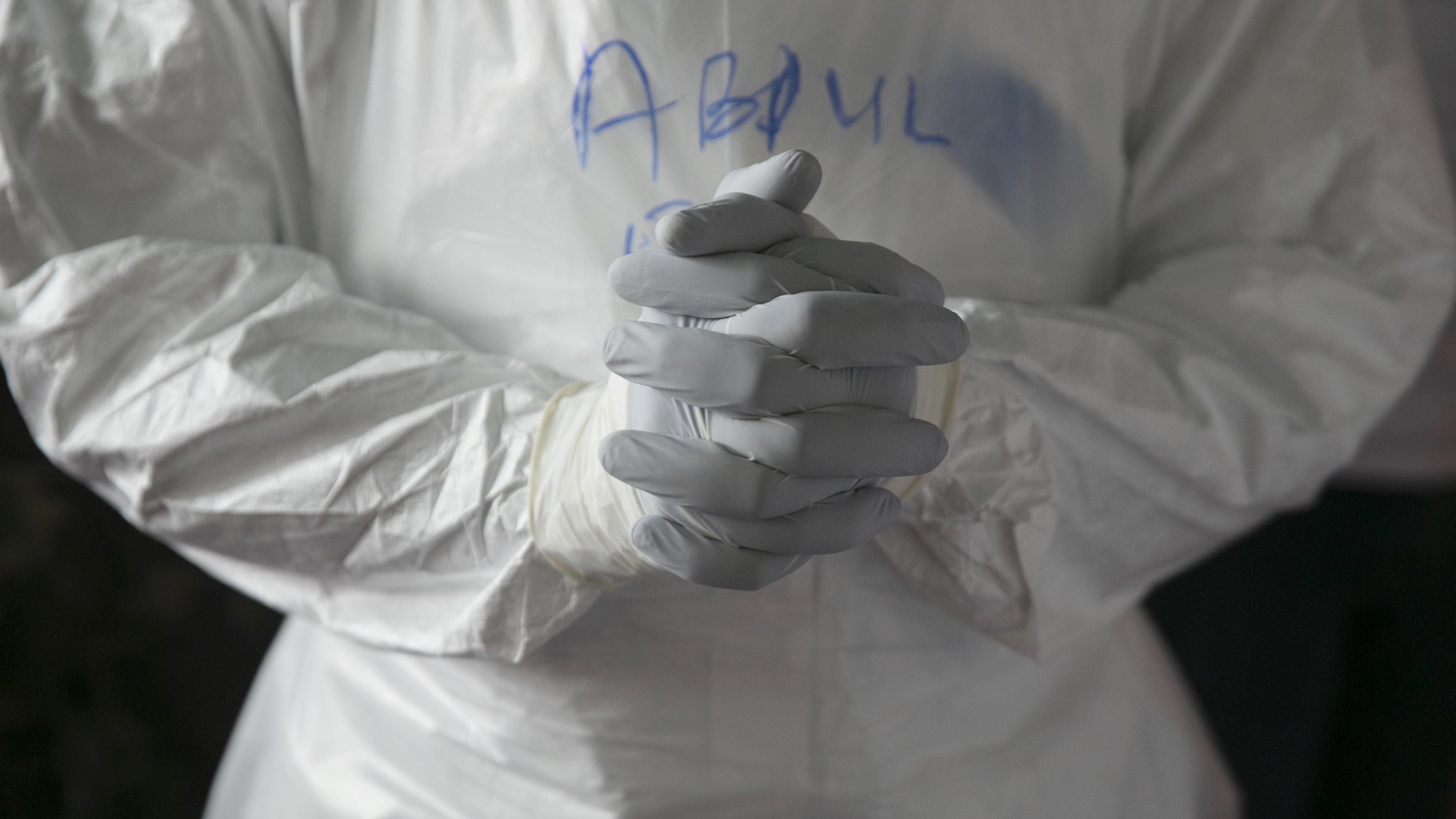World Health Organization declares Ebola outbreak in Democratic Republic of Congo
