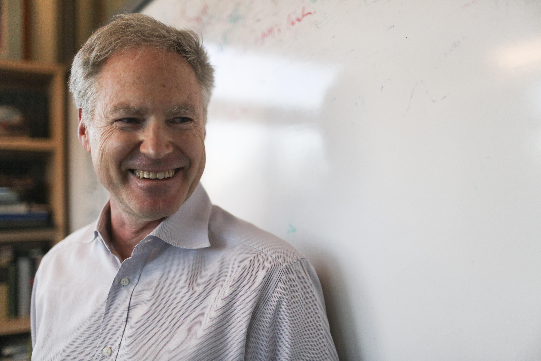 Microsoft's new head of research, Eric Horvitz.