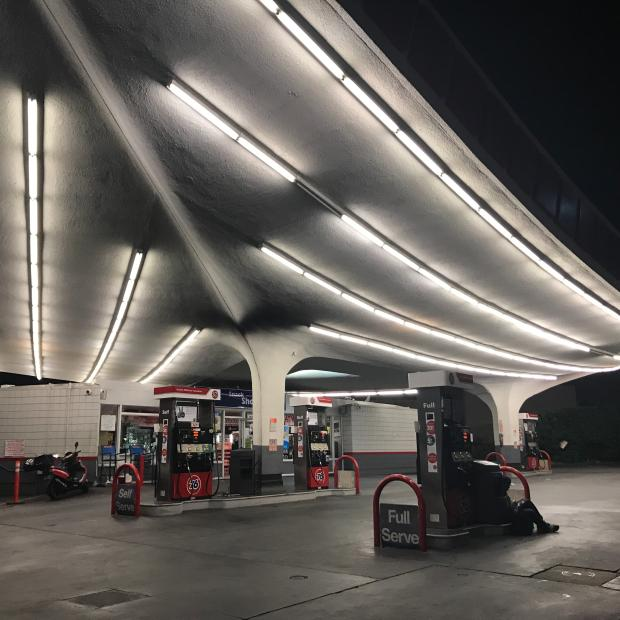 The 10 Most Beautiful Gas Stations In The World Ranked