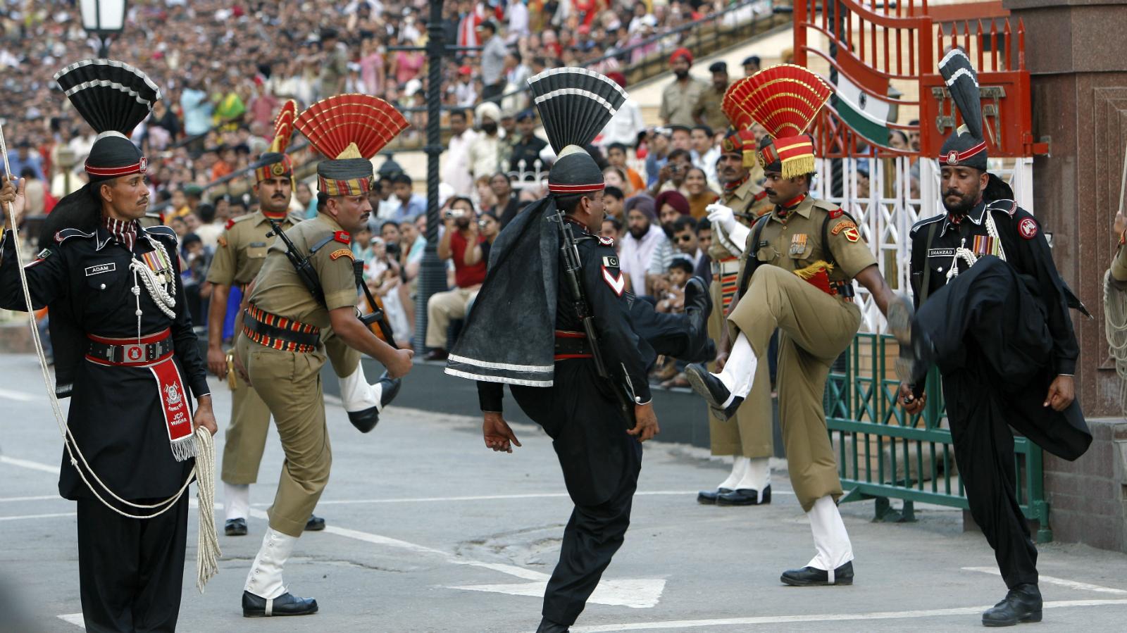 India-Pakistan-Kashmir-Kashmir Valley-China