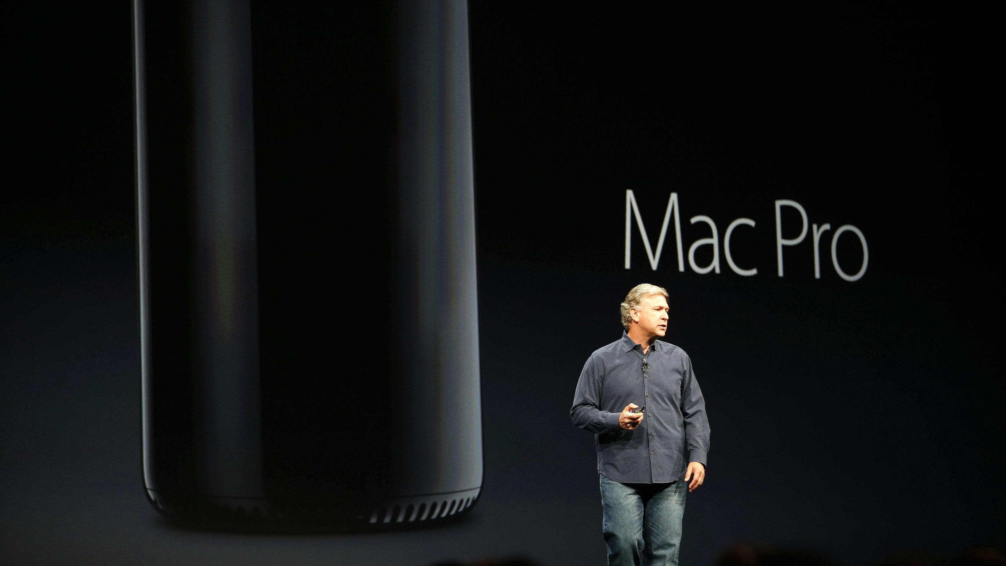 Mac Pro presentation