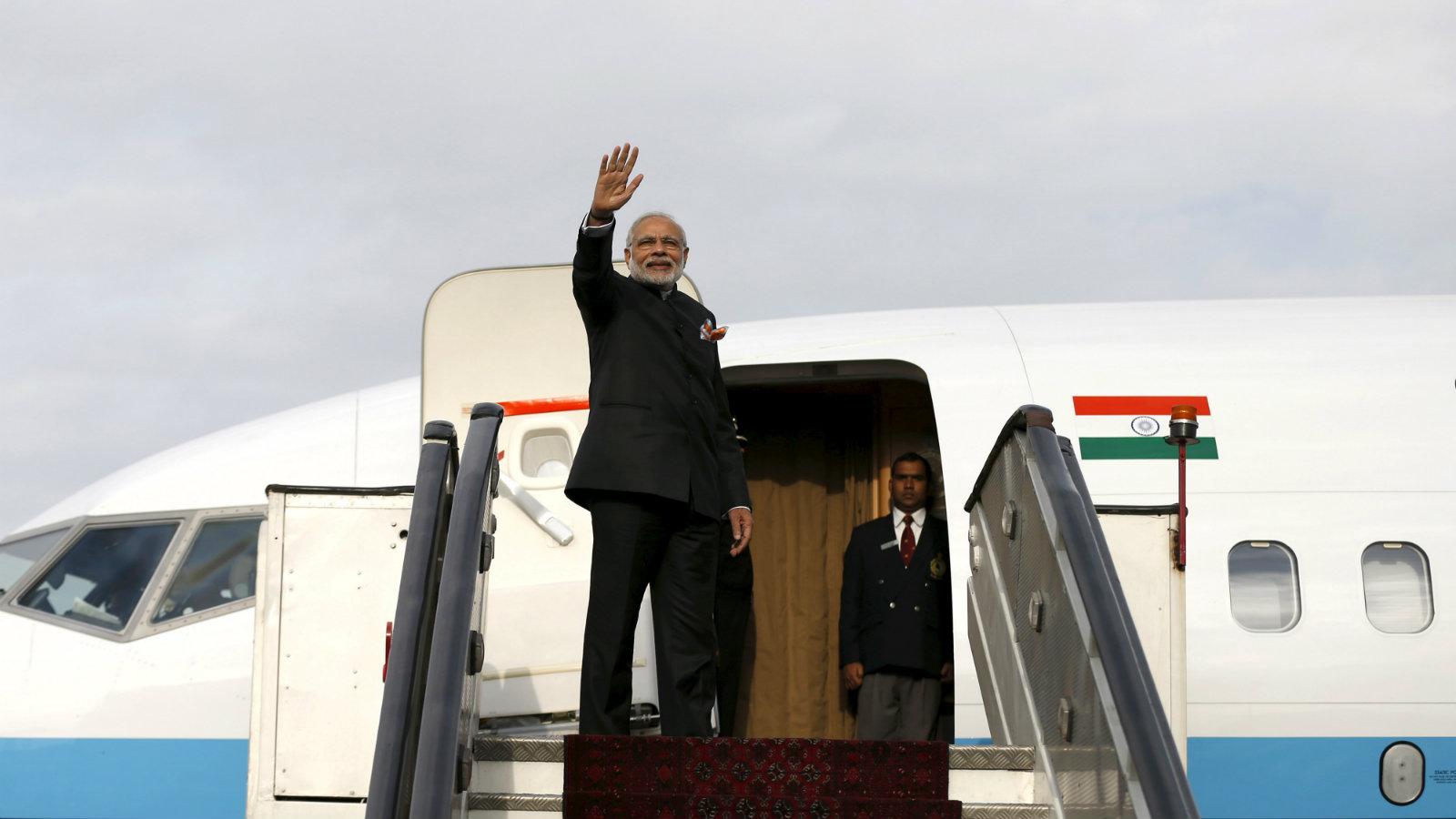 India-narendra-modi-travel