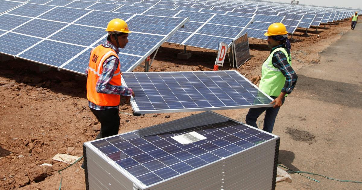 Solar power is the only answer to Africa's electricity problem — Quartz  Africa