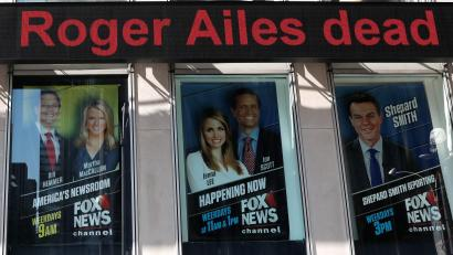 Hard Times For Foxs Version Of Fair And >> Fox News Founder Roger Ailes Has Died But The Damage He Did To