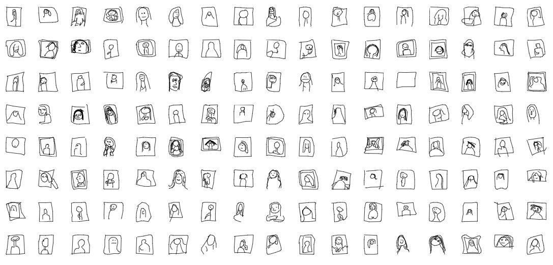 Google Googl Quick Draw 50 Million Images Of People S
