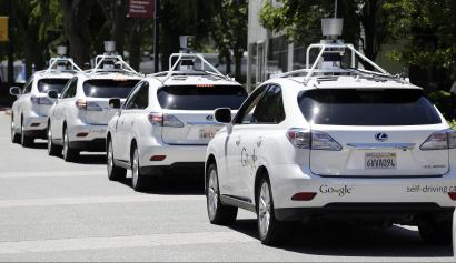 Engineers with experience in autonomous cars are in demand