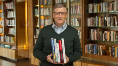 Bill Gates book list 2017: Recommended books for summer