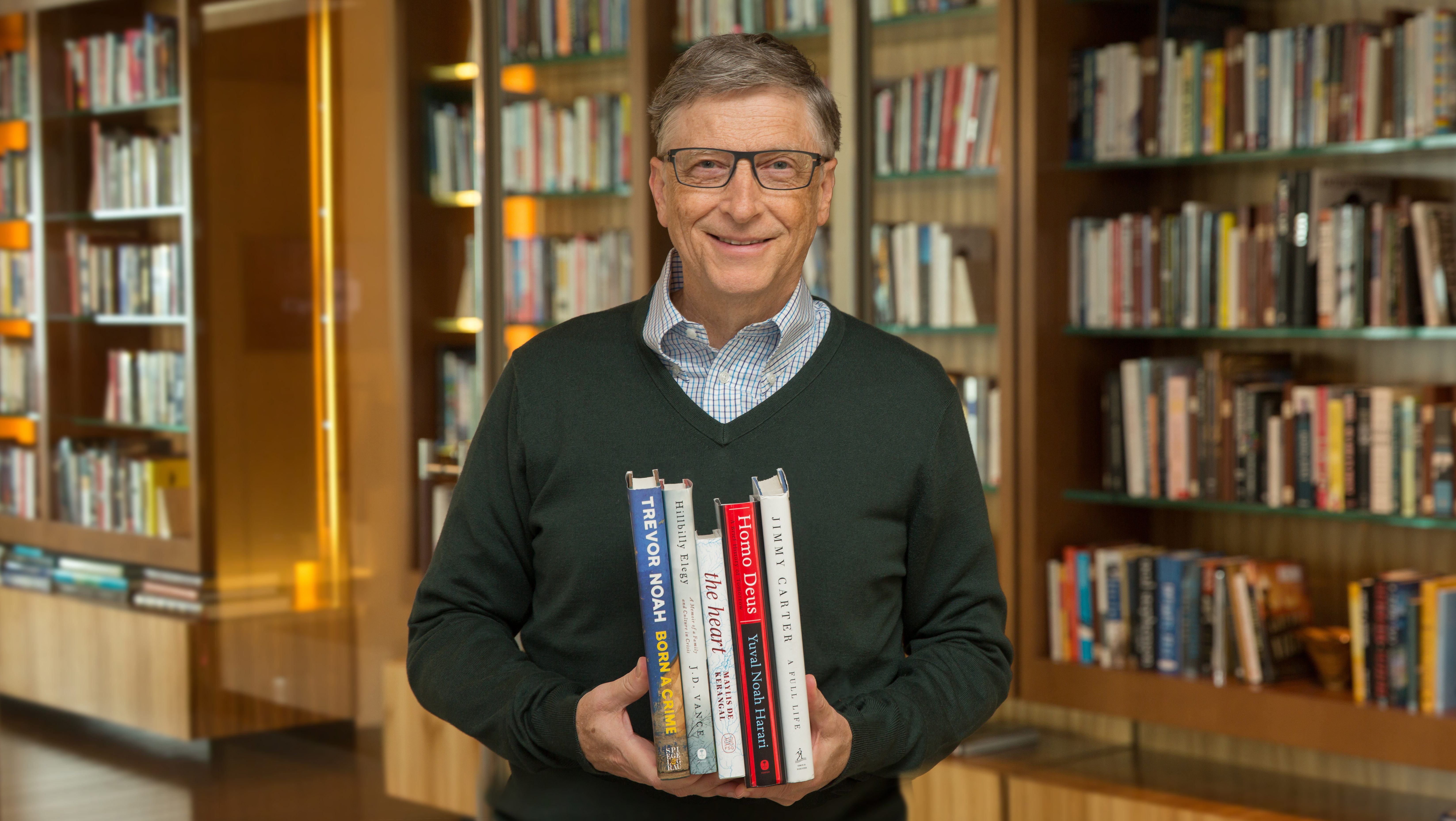 Bill Gates made which website for free textbooks for ...