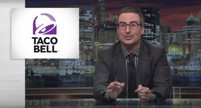 Last Week Tonight's John Oliver rips DaVita, whose CEO