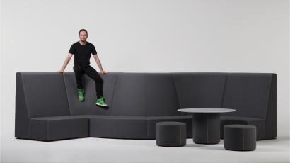 Airbnb S Co Founder Designed A Line Of Furniture That Snaps Together Like Lego