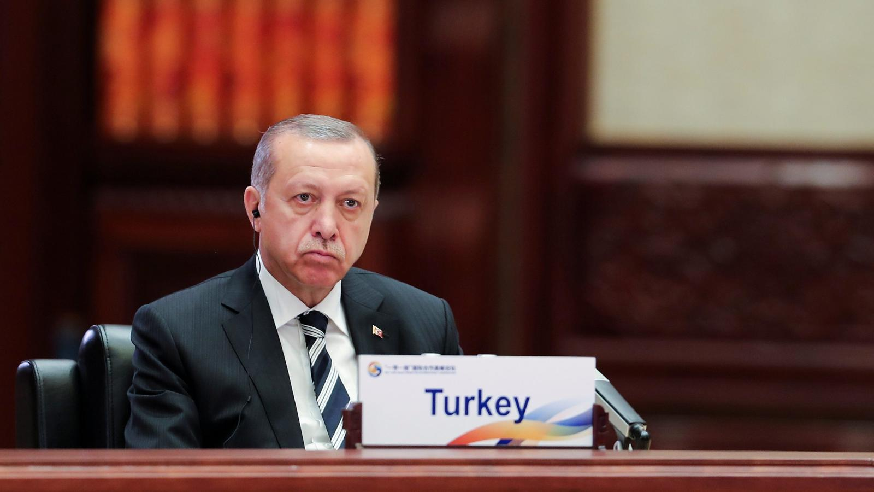 New Video Shows Turkish President Recep Tayyip Erodogan Watching His