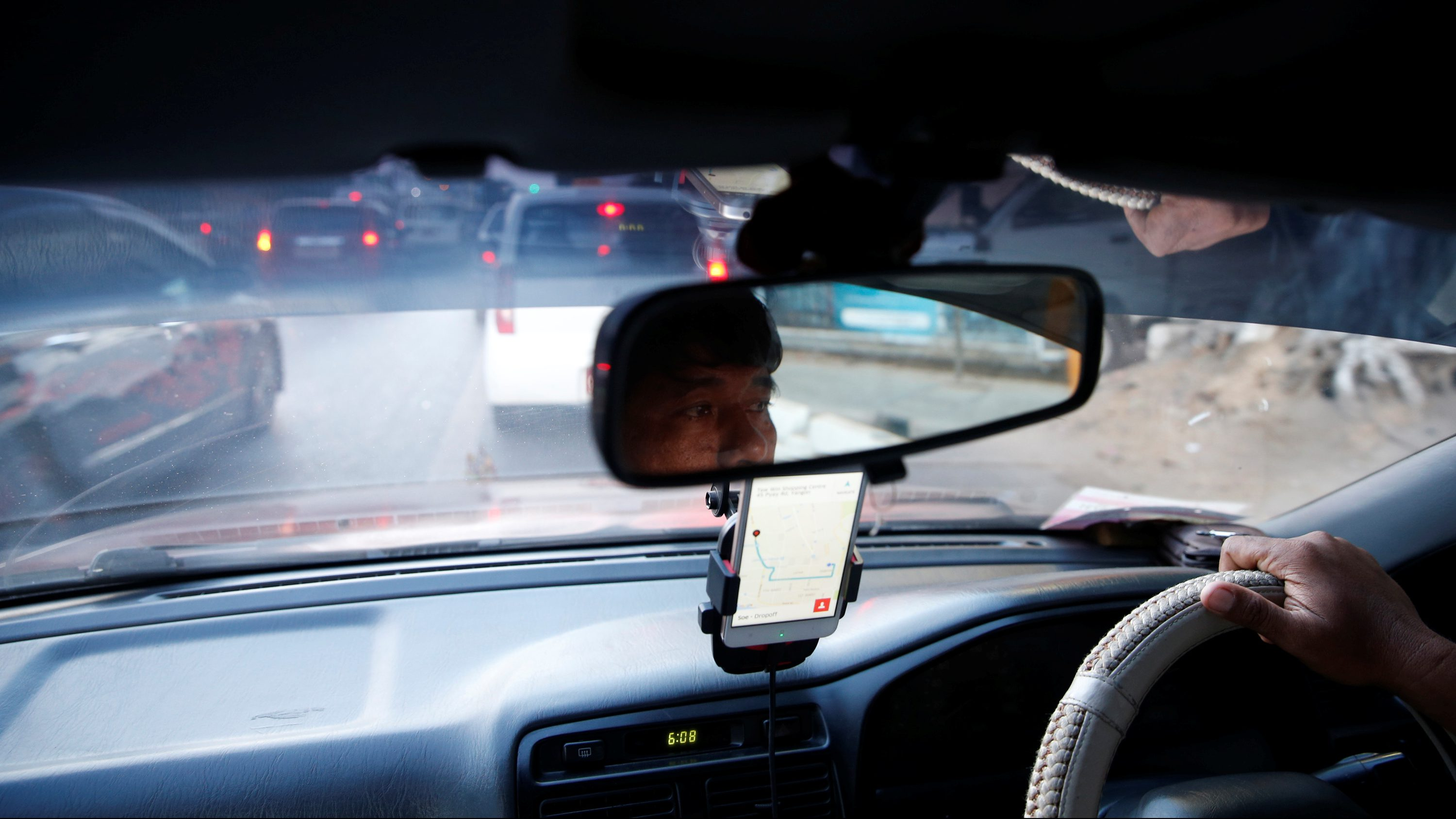 Uber Drivers Are Filming Their Riders With Dash Cams To Protect