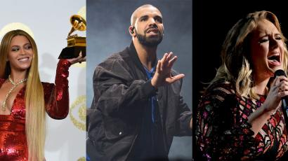 Who is pop's biggest star? Drake, Adele, Beyoncé? It's become