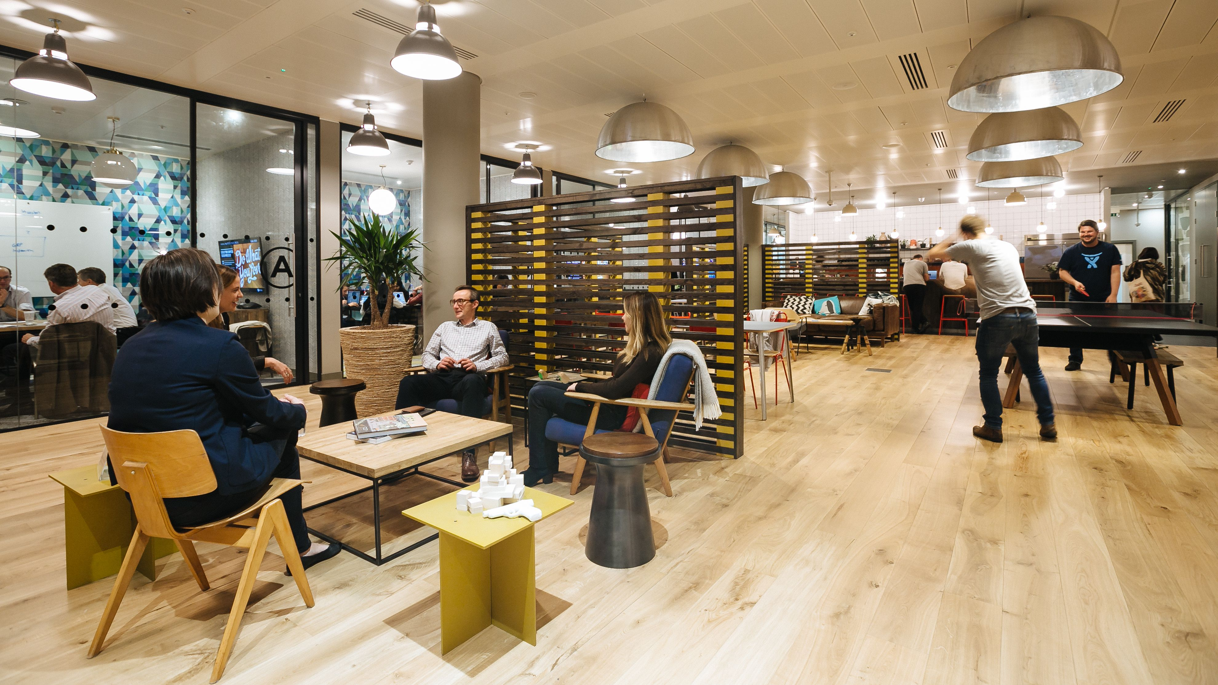 WeWork space
