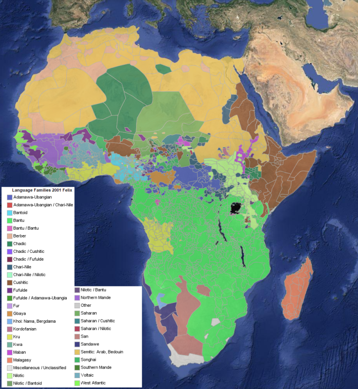Isixhosa Afan Oromo And Swahili Are African Languages That Should