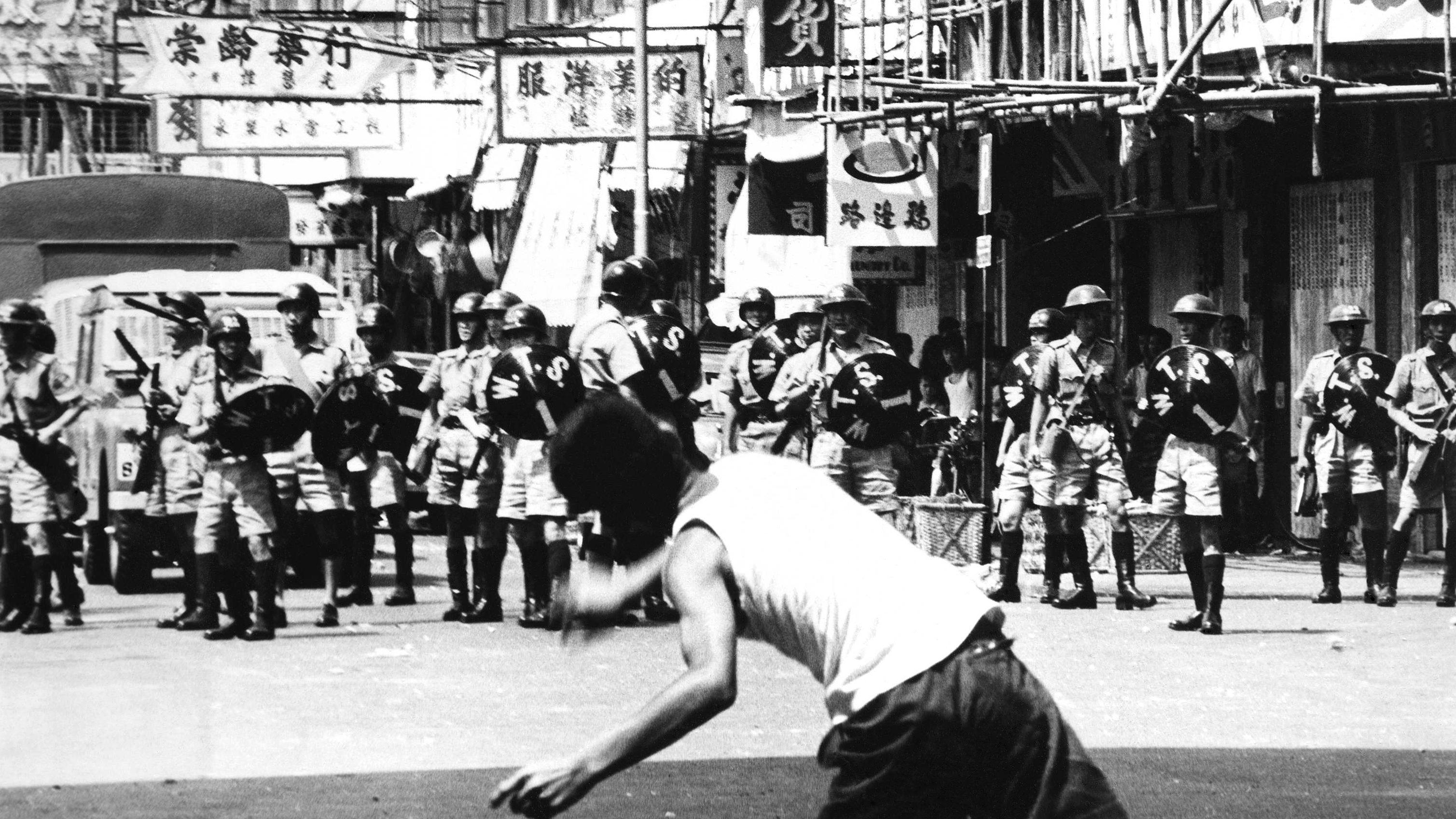Hong Kong Mid-May Riots