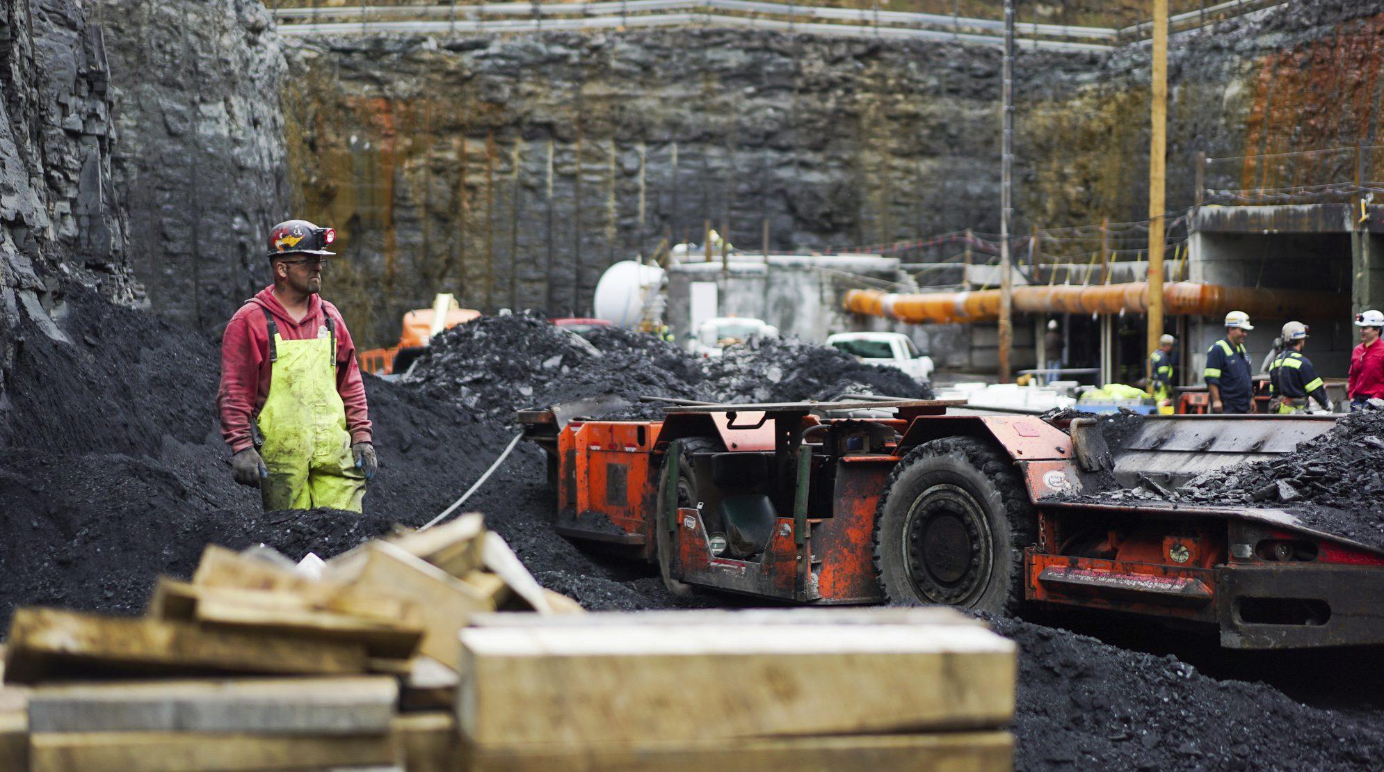 The Acosta Mine in Pennsylvania