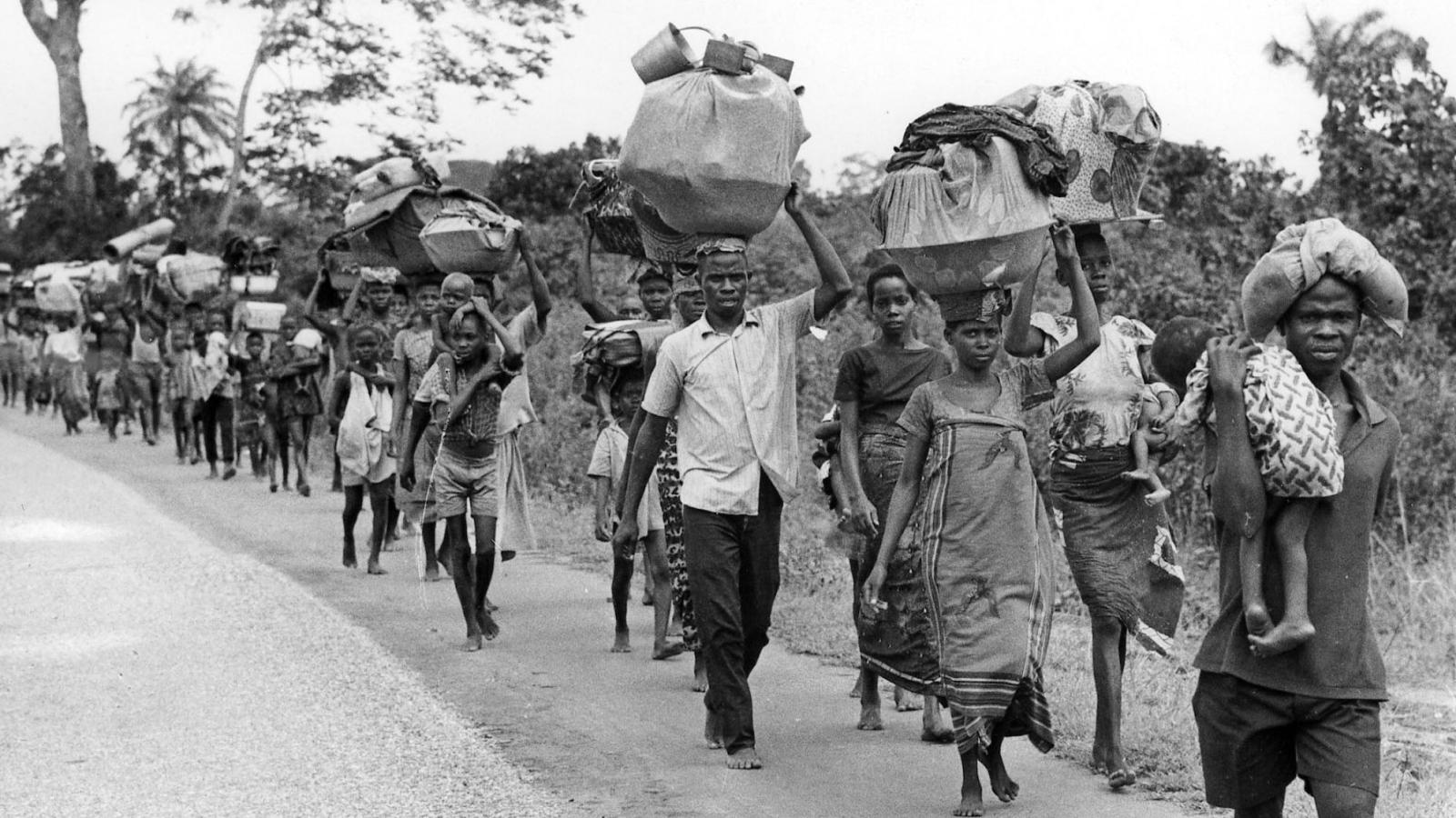 Biafra: Nigerians needs to talk about the horrors of the war 50 ...