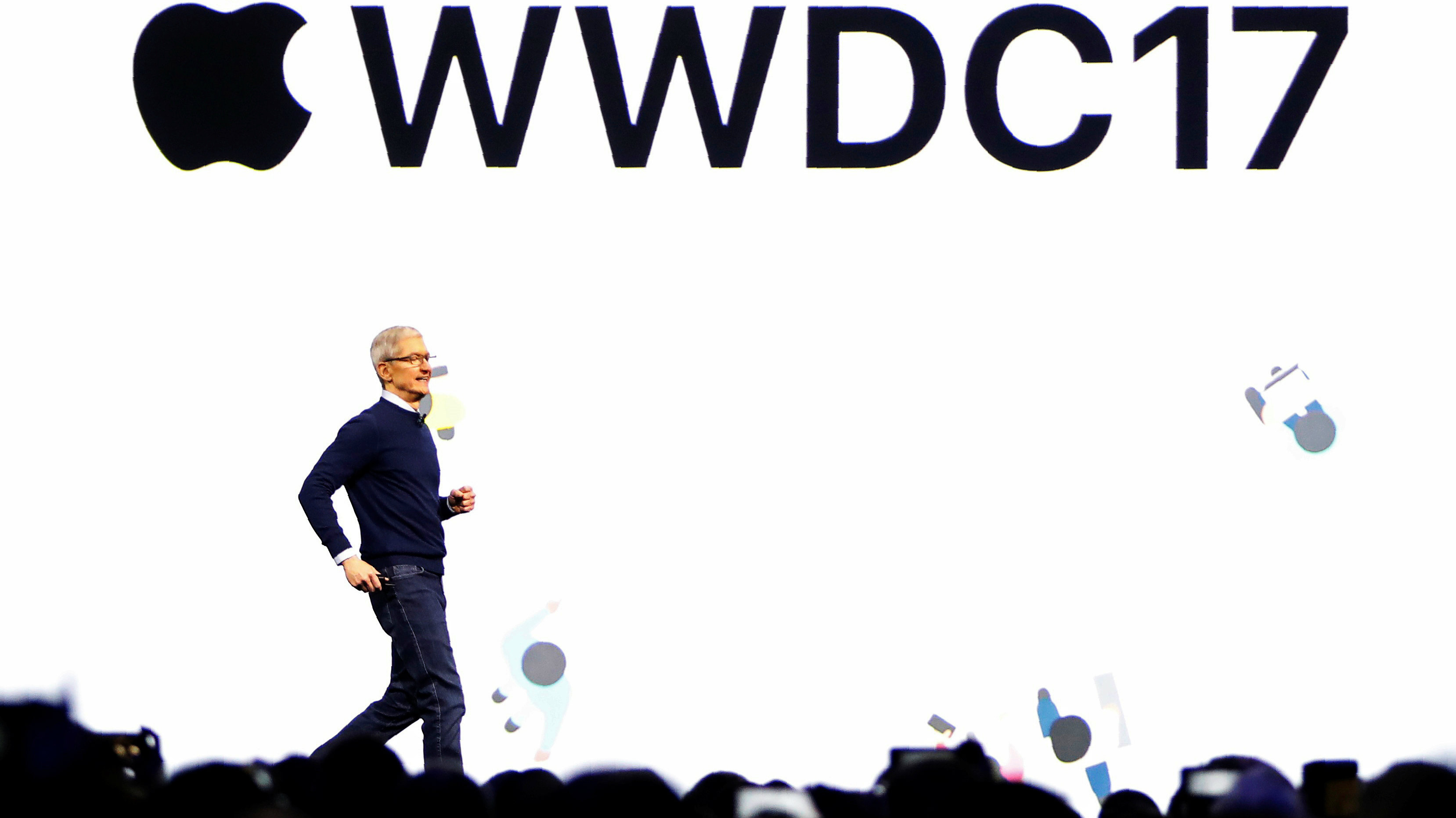 apple ceo at wwdc 2017